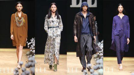 Nhìn lại những trang phục hữu cơ của NTK Vũ Thảo trong ELLE Fashion Show 2017
