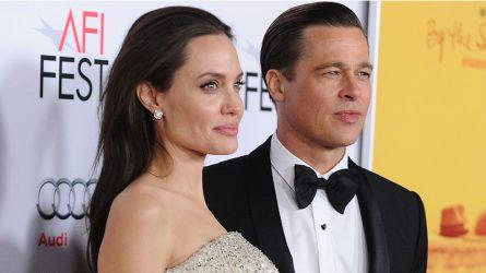 Angelina Jolie từng nghĩ việc tái hợp với Brad Pitt trên màn ảnh có thể cứu vãn hôn nhân của họ