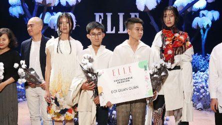 Phỏng vấn đội đoạt giải của cuộc thi ELLE Design Contest 2017