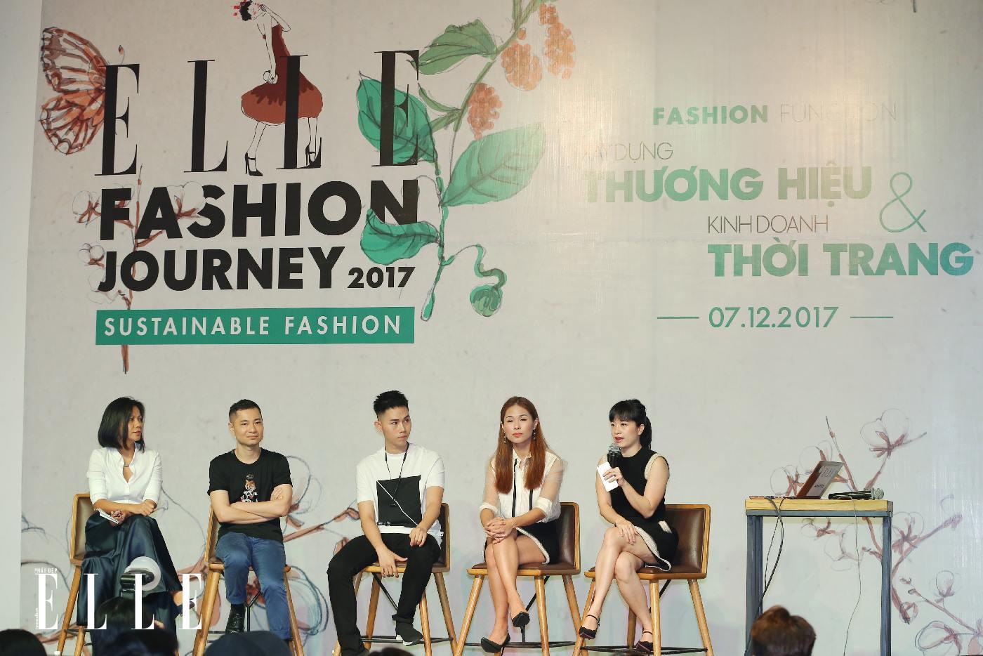 hoạt động kinh doanh thời trang