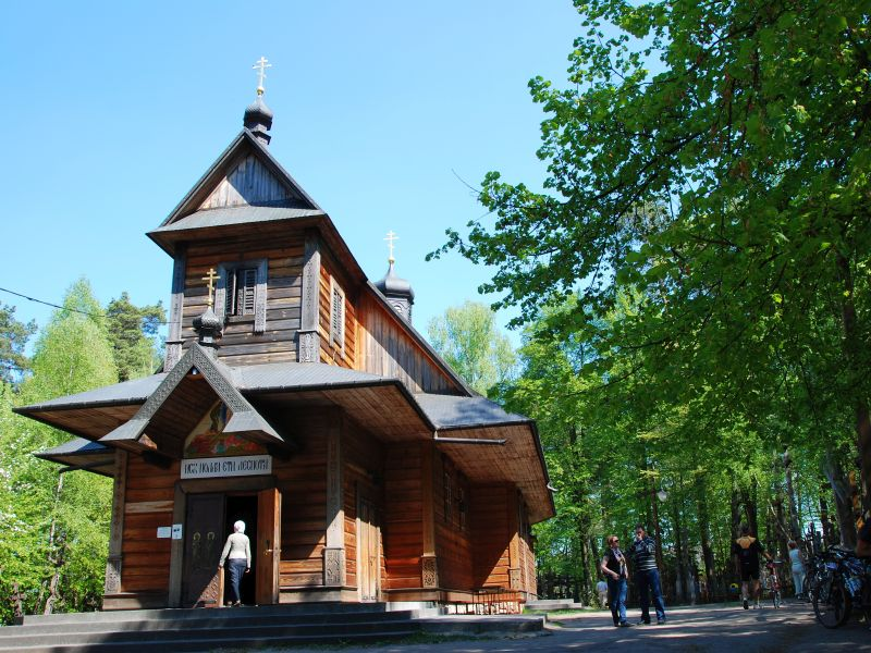 Holy Mount of Grabarka, Ba Lan