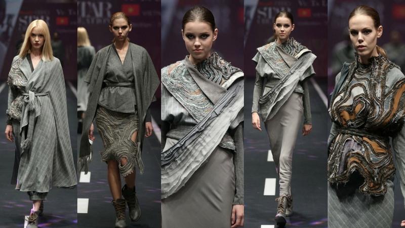 """Khi khái niệm thời trang bền vững giao thoa cùng cái đầu """"bất bình thường"""" của NTK Vũ Tá Linh"""