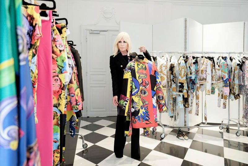 Donatella Versace: Chặn đường 20 năm trở thành một biểu tượng thời trang