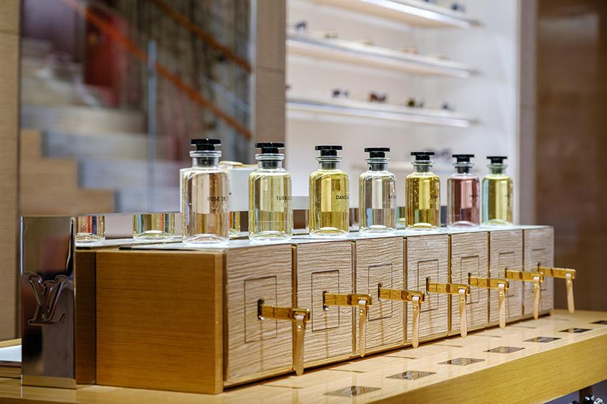 nước hoa Louis Vuitton