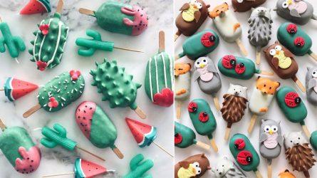 Đã mắt với tài khoản Instagram đầy bánh cake pops tuyệt đẹp