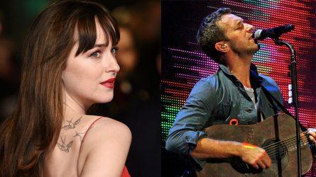 Chris Martin và Dakota Johnson chính thức hẹn hò
