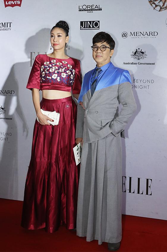 10 Nhân vật quyền lực tại thảm đỏ ELLE Fashion Show 2017