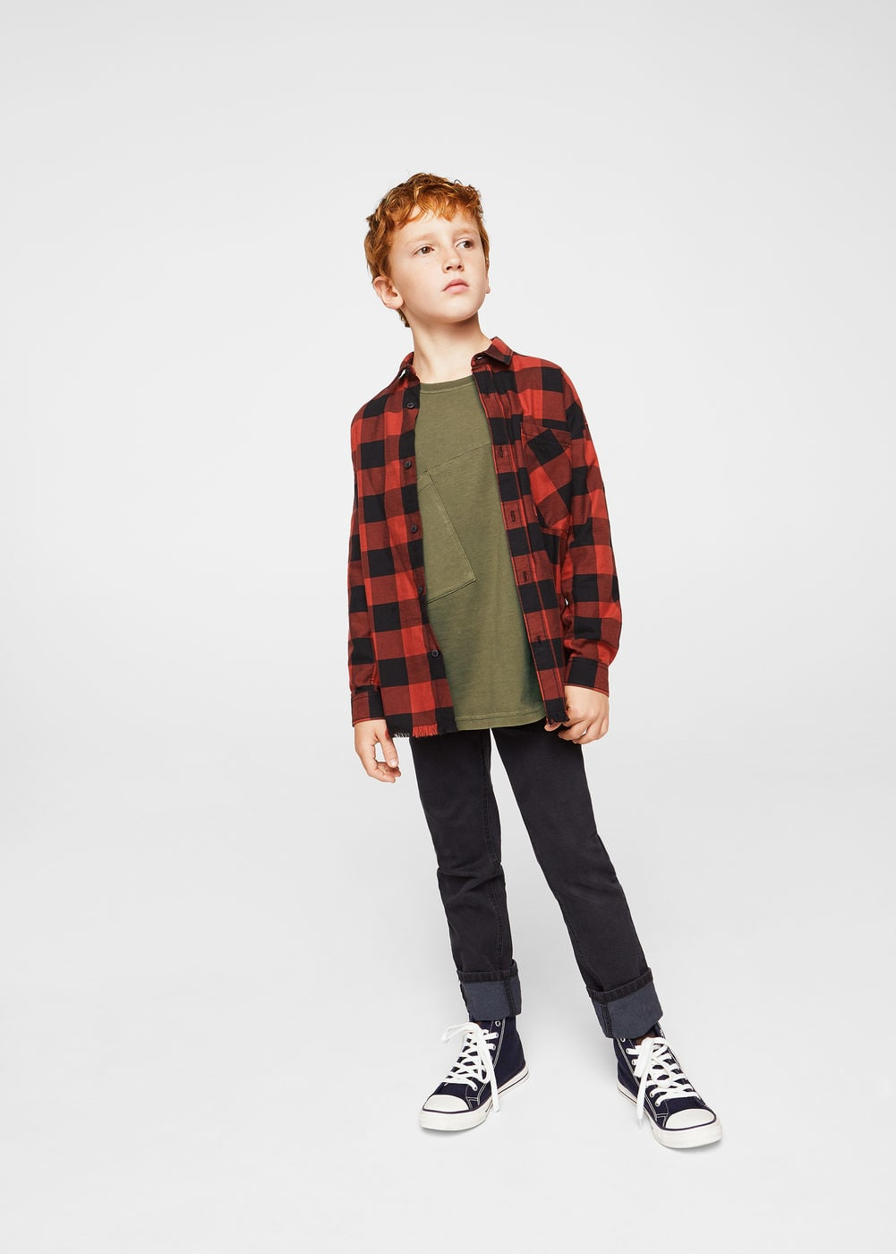 thời trang trẻ em nam
