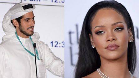 Rihanna đã được bạn trai tỷ phú ngỏ lời cầu hôn?