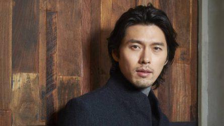 Nam diễn viên Hàn Quốc Hyun Bin trải lòng về nghiệp diễn