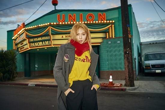 ca sĩ Hàn Quốc