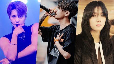 8 thần tượng K-Pop