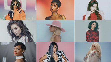Điểm danh 9 nghệ sĩ nữ trong danh sách đề cử giải Grammy 2018