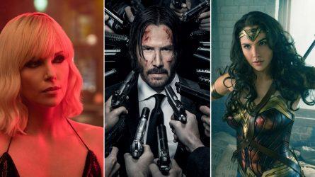 Nhìn lại danh sách phim hành động hay nhất 2017