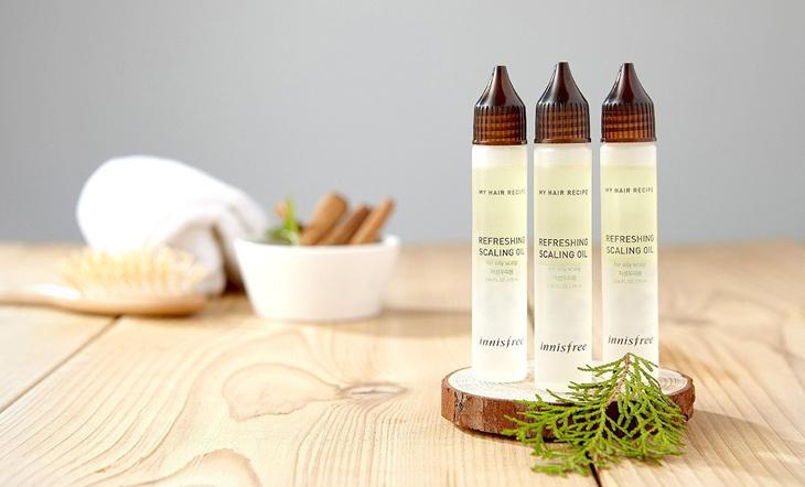 6 sản phẩm làm sạch sâu da đầu nhờn