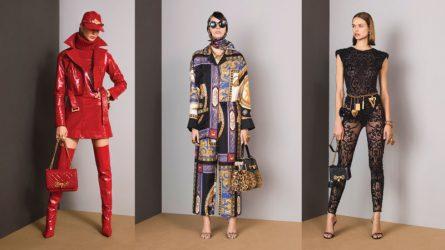 Bộ sưu tập mùa Thu Versace 2018: Versace của Donatella!