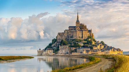 Du lịch Pháp: Mont Saint Michel - Ốc đảo thiên đường giữa lòng biển khơi