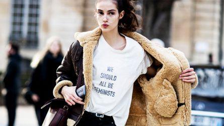 Phong trào nữ quyền - Từ khóa của năm 2017