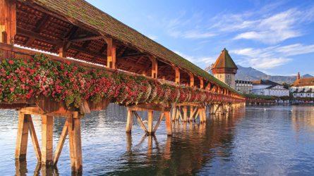 Du lịch Thụy Sĩ: Lucerne và chú sư tử buồn