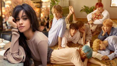 Camila Cabello khen ngợi nhóm nhạc Hàn Quốc BTS