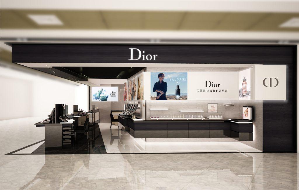 cửa hàng Dior Boutique