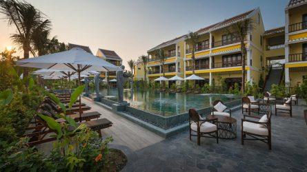 Khách mời đặc biệt tới La Siesta Hoi An Resort & Spa mùa lễ hội này