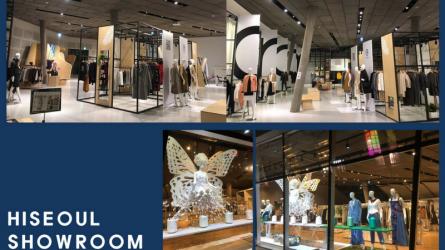 Thời trang sao Hàn đã đến Hà Nội tại HISEOUL SHOWROOM