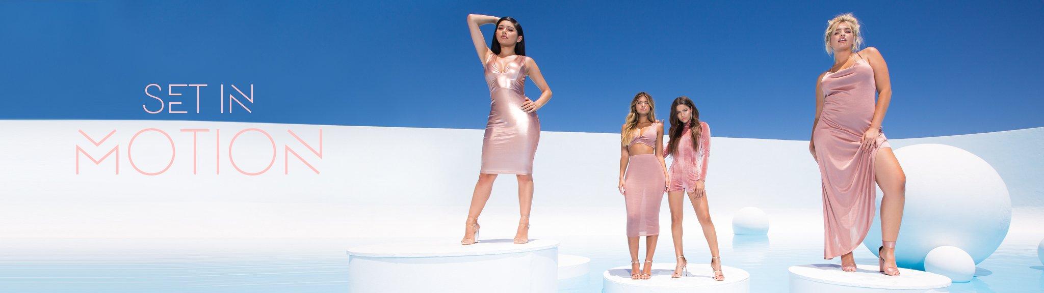 Thương hiệu Fashion Nova: Khi sàn diễn catwalk là cách thức lỗi thời để bán quần áo