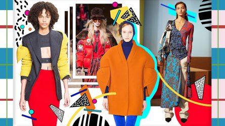 8 xu hướng dẫn đầu 2017 sẽ biến hóa thế nào với thời trang 2018?