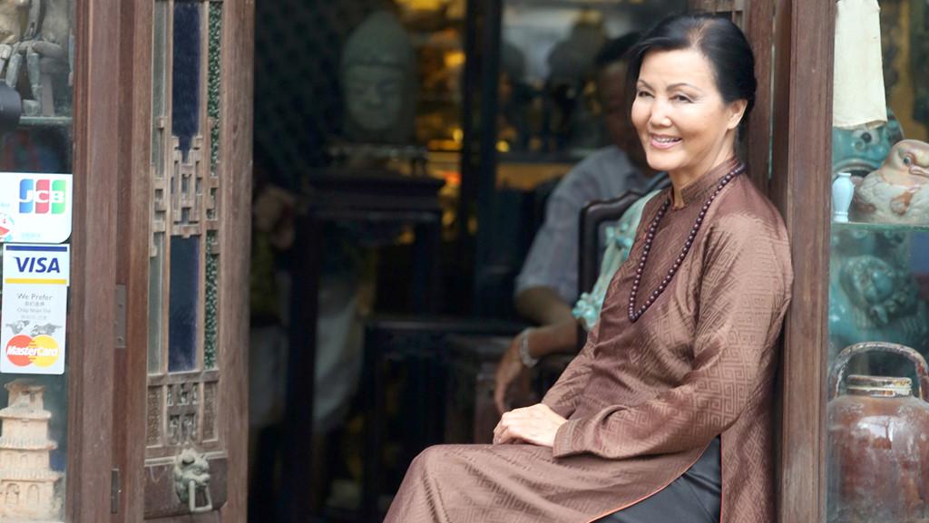 diễn viên Kiều Chinh
