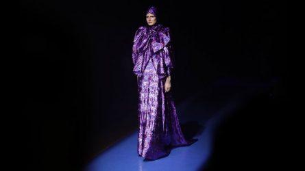 Nhà mốt Gucci đi đầu trong việc lăng xê tông màu chủ đạo của năm 2018