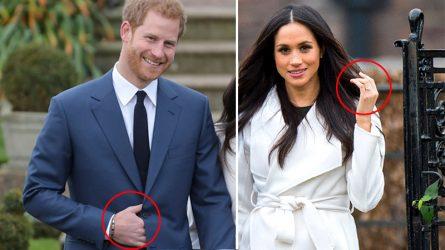 Ý nghĩa đằng sau cử chỉ đôi tay của Hoàng tử Harry và Meghan Markle