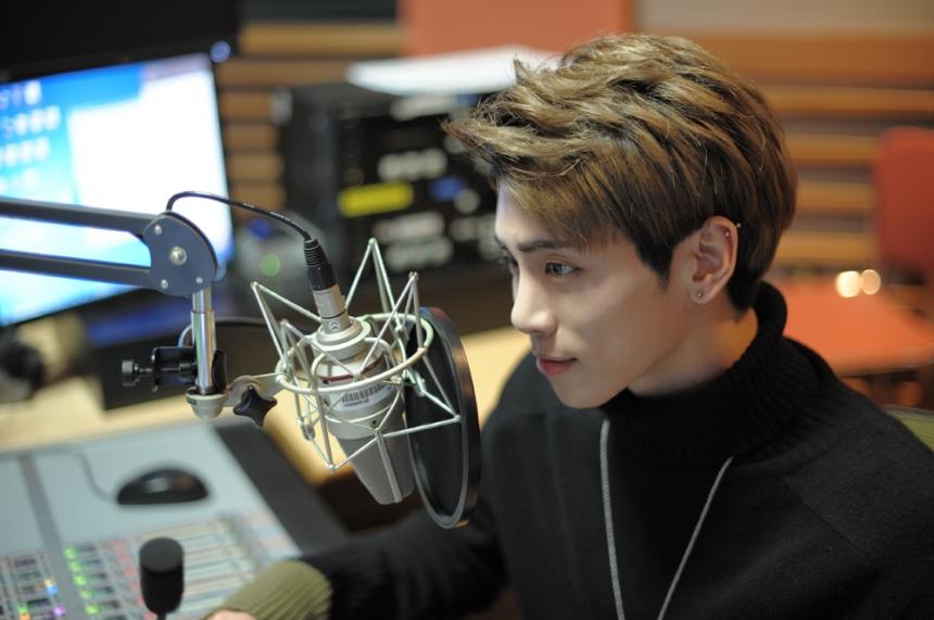 chương trình radio Blue Night