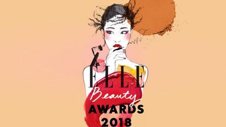 [ELLE Beauty Awards 2018] Danh sách các sản phẩm làm đẹp của năm 2017 được đề cử