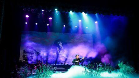Ra mắt DVD Hừng Đông định dạng USB đầu tiên tại Việt Nam của nghệ sĩ violin Hoàng Rob