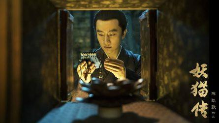 Đạo diễn Trần Khải Ca tái xuất với một siêu phẩm điện ảnh về lịch sử Trung Hoa