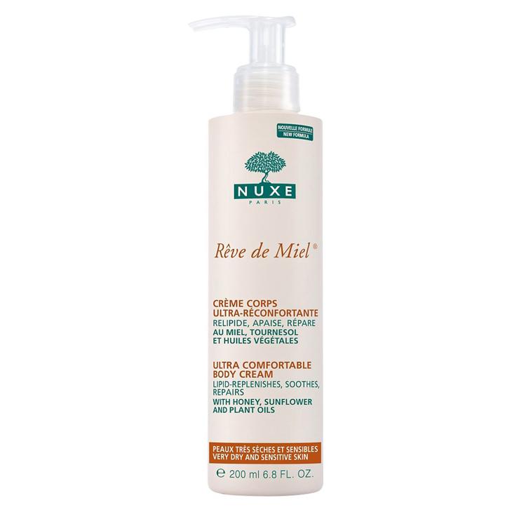 kem dưỡng ẩm toàn thân cho da khô nuxe