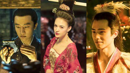 Dàn nhân vật lịch sử trong siêu phẩm điện ảnh mới nhất của đạo diễn Trần Khải Ca
