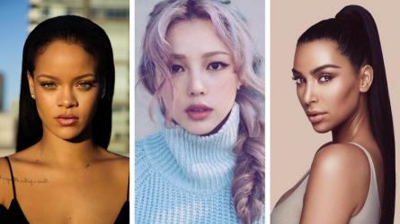 Top 5 sao nữ
