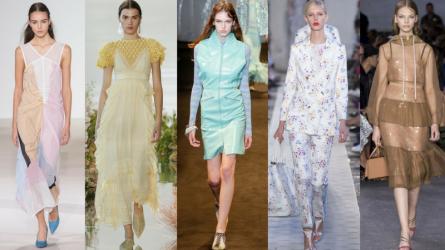 Xu hướng thời trang Xuân – Hè 2018: Khi thời trang trở nên