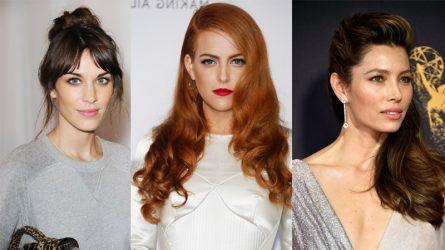 5 kiểu tóc đẹp đang trên đà