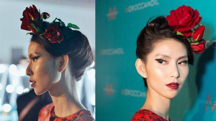 Cách tạo kiểu tóc cổ điển đúng điệu bằng bộ sản phẩm Moroccanoil