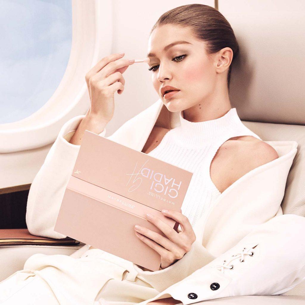 sao nữ làm đẹp nổi tiếng Gigi Hadid