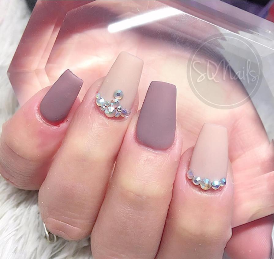 những mẫu móng tay đẹp 10