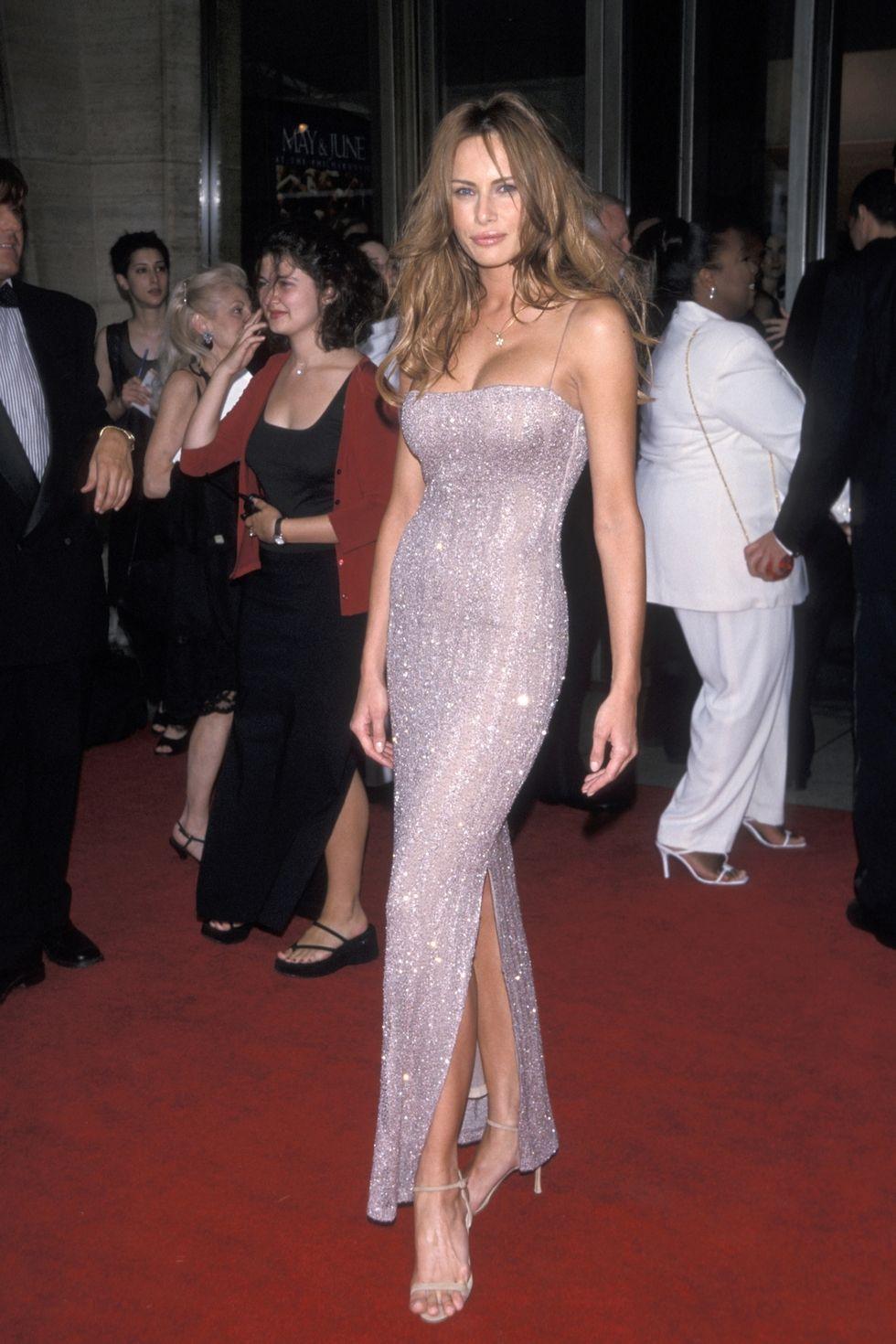 Nhìn lại chặng đường xây dựng phong cách thời trang từ siêu mẫu đến bà chủ Nhà Trắng của Melania Trump