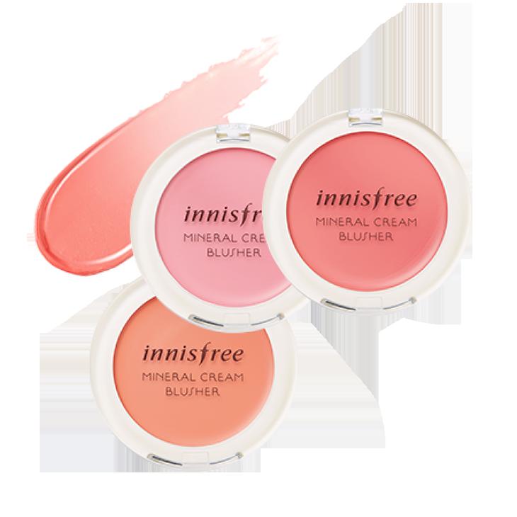 phấn má hồng 10 loại kết cấu tốt innisfree