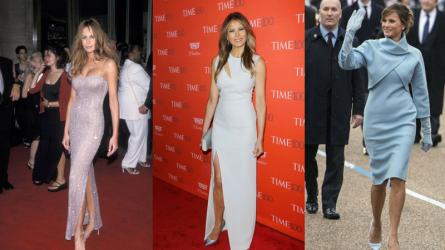 Chiêm ngưỡng phong cách thời trang đa dạng của phu nhân tổng thống Mỹ - Melania Trump