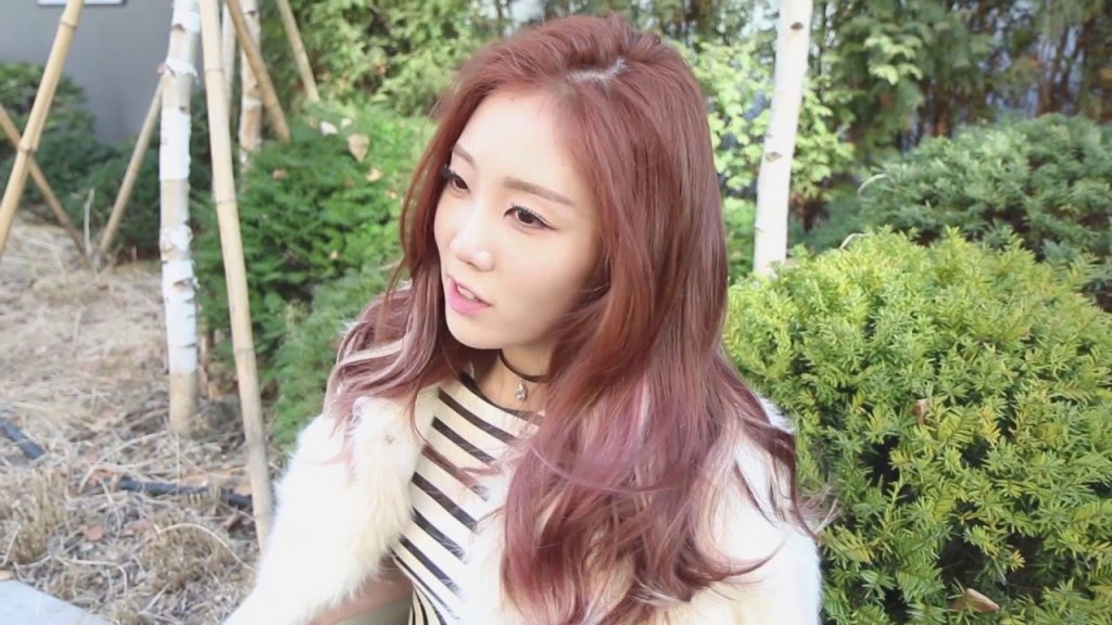 tóc màu hồng đất 2
