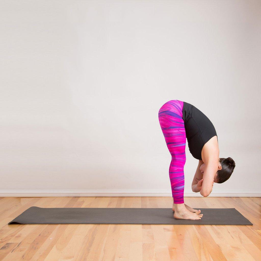 bài tập yoga đơn giản 2