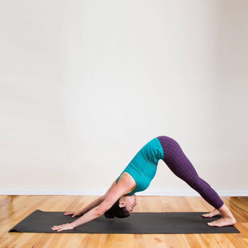 bài tập yoga đơn giản 3